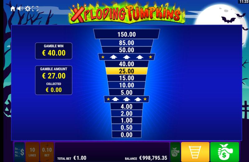 Xploding_Pumpkings_Ladder_Gamble