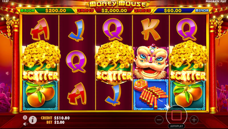 slots-money-mouse-pragmatic-play-free-spin-trigger