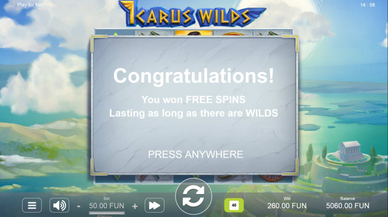 slots-icarus-wilds-slot-relaxgaming-reels-free-spins-triggered