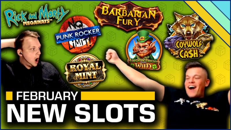 Top New Slots February 2020