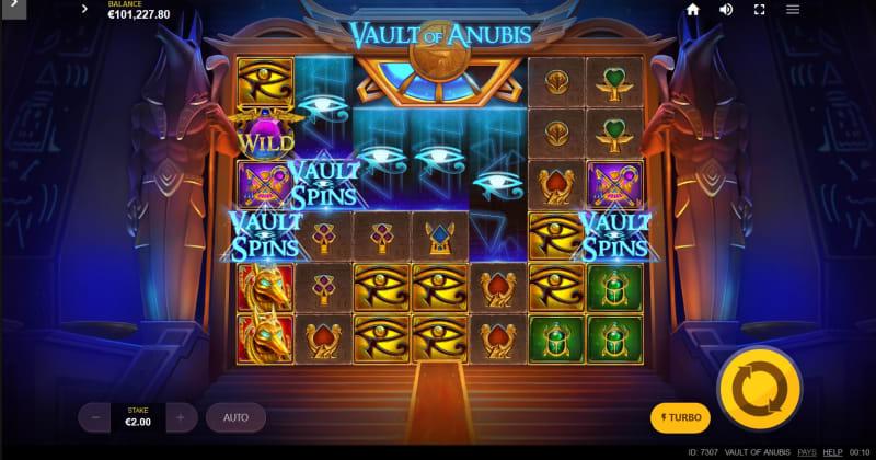 Vault of Anubis Bonus Symbol