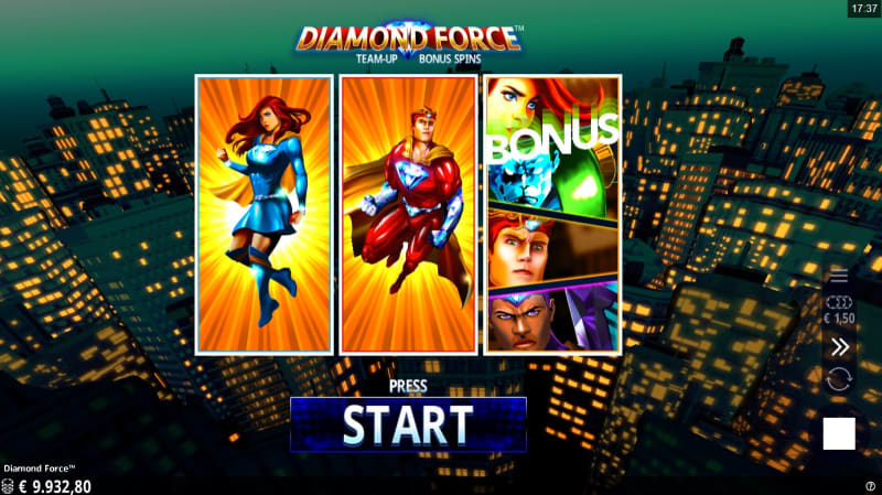 Diamond Force Feature