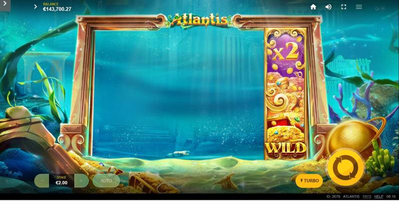 Atlantis Wild Multiplier