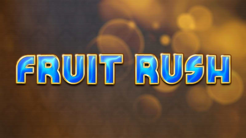 Fruti Rush Gamble Card