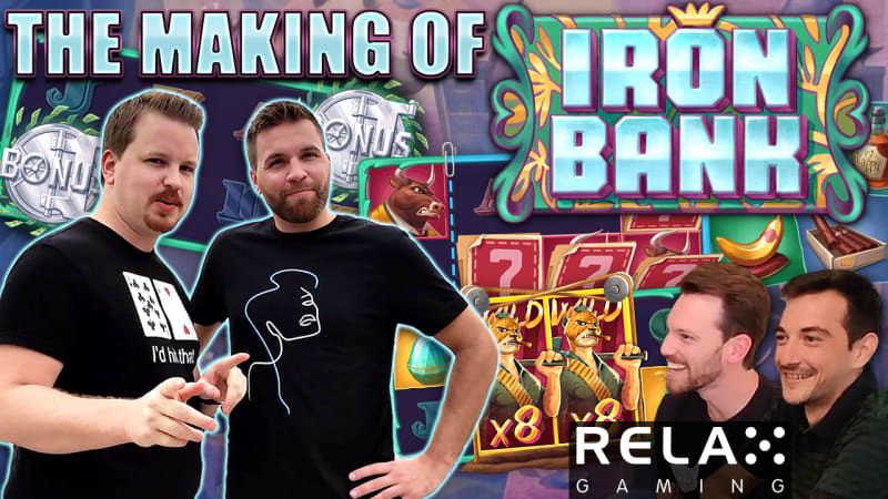 The making of Iron Bank - VLOG pt 1