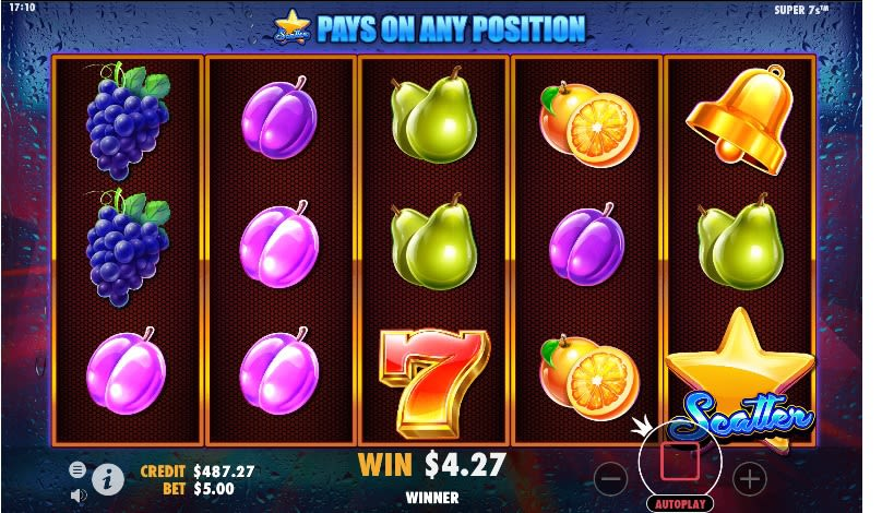 slots-super-7s-slot-pragmatic-reels-main-game