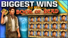 top 10 wins on Book of Dead