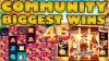 Watch the biggest Casino Streamer Community wins for week 46 2020