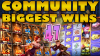 Watch the biggest Casino Streamer Community wins for week 47 2020