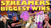 Watch the biggest casino streamer wins for week 04 2021