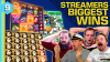 Watch the biggest casino streamer wins for week 09 2021