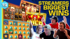 Watch the biggest casino streamer wins for week 19 2021