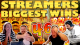 Watch the biggest casino streamer wins for week 46 2020