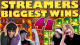 Watch the biggest casino streamer wins for week 48 2020
