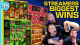 Watch the biggest casino streamer wins for week 35 2021