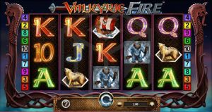 Valkyrie Fire slot review; a Barcrest game - Free Spins Symbols image