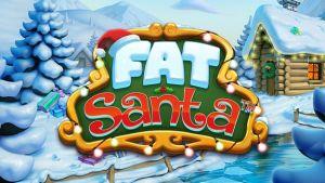 Fant Santa from Push gaming logo