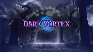 DARK_VORTEX__Yggdrasil review and demo. Image showing Intro and logo
