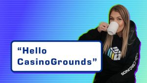 Hello CasinoGrounds - Win a Sweater!