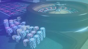 diamond casino GTA roulette table