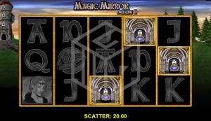 slots magic morror deluxe 2 - free spins won