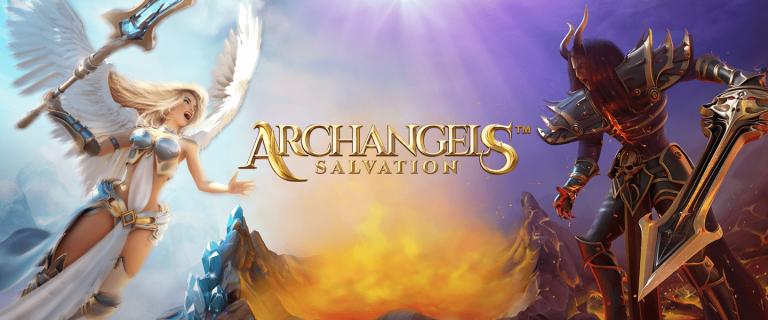 Video Slot Review – Archangels: Salvation - Netent