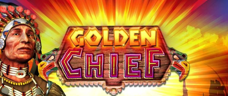 NEW SLOT: REVIEW Golden Chief (Barcrest)