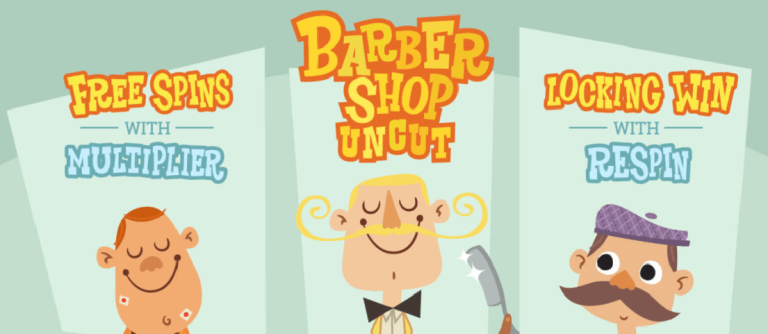 NEW SLOT: Barber Shop Uncut REVIEW (Thunderkick)