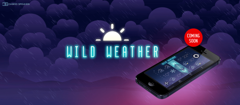 New Slot Announced – Tom Horn – Wild Weather