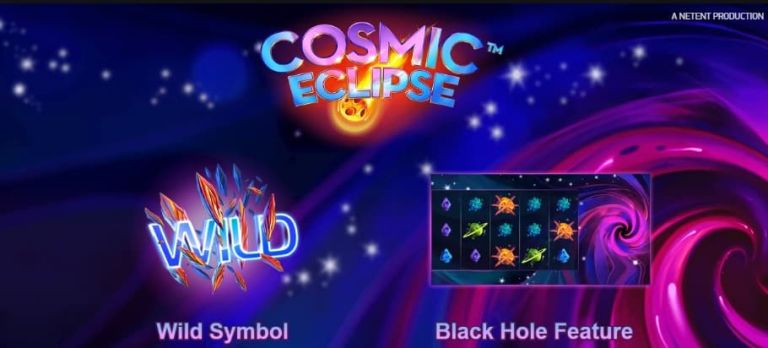 New Slot Review Cosmic Eclipse