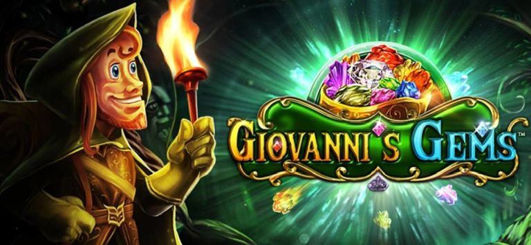 NEW SLOT: REVIEW Giovanni's Gems (Betsoft)