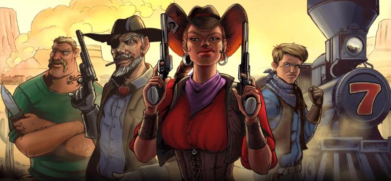 New Slot: Wild Wild West (NetEnt)