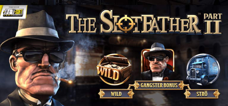 New Slot: SlotFather II (Betsoft Gaming) Review