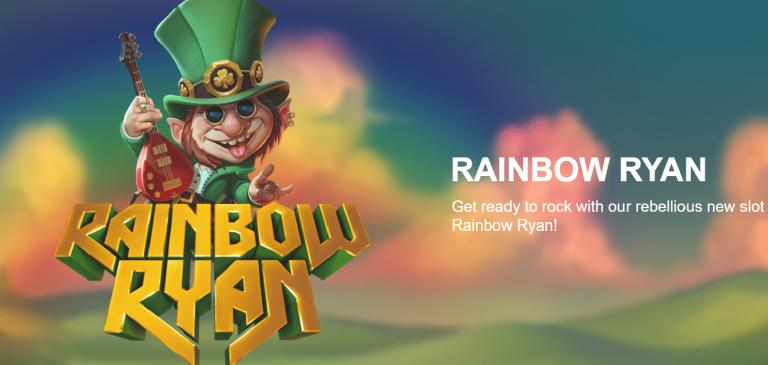 NEW SLOT: REVIEW Rainbow Ryan (Yggdrasil)