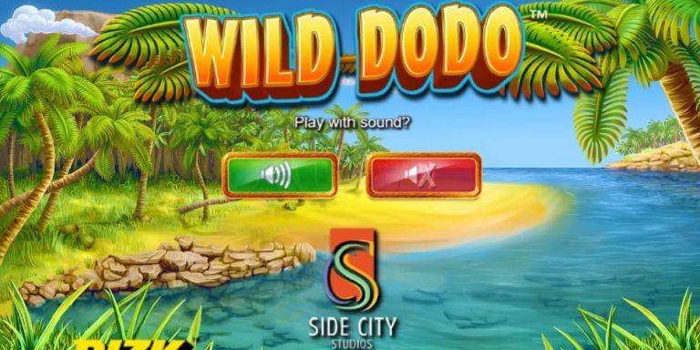 New Slot Review Wild Dodo