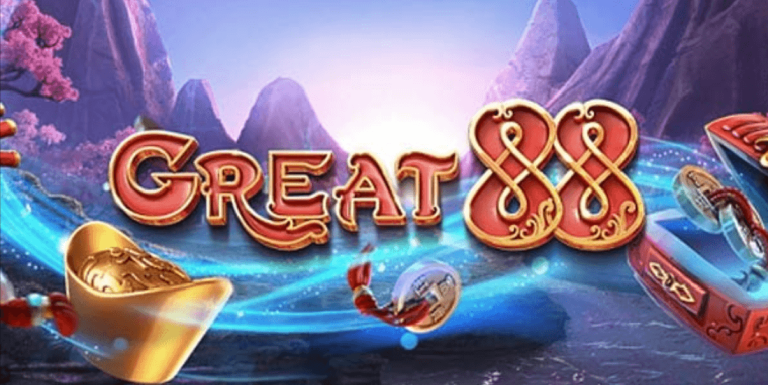 New slot: Great 88 (Betsoft)