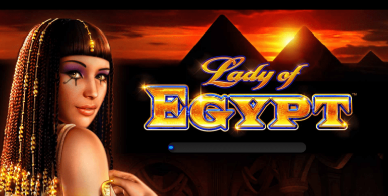 New Slot: Lady of Egypt (WMS)