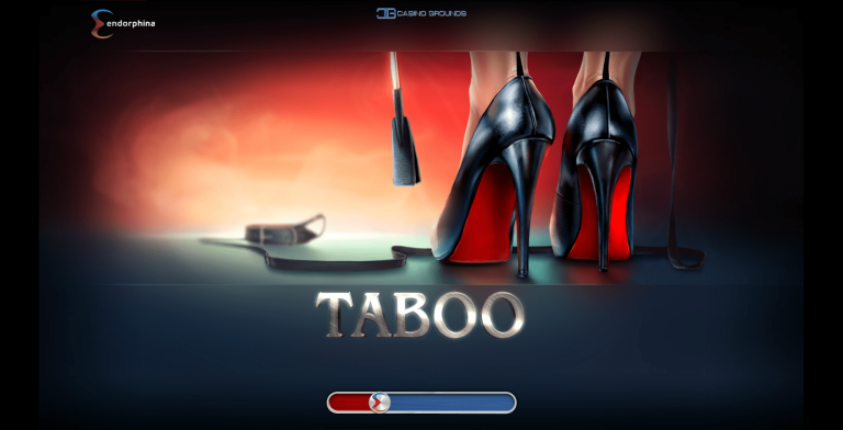 New Slot Review –  Endorphina - Taboo