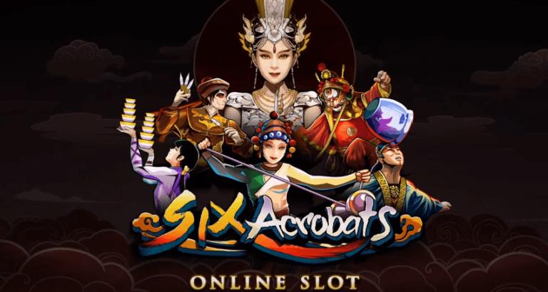 Six Acrobats Slot Review