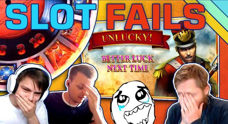 Top Slot Fails