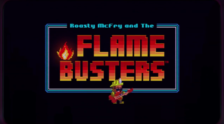 New Slot: Flame Busters Review (Thunderkick)