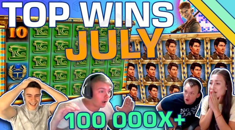 Top 7 July Wins