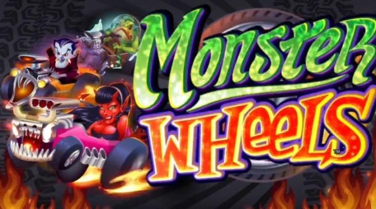 Monster Wheels Slot Review