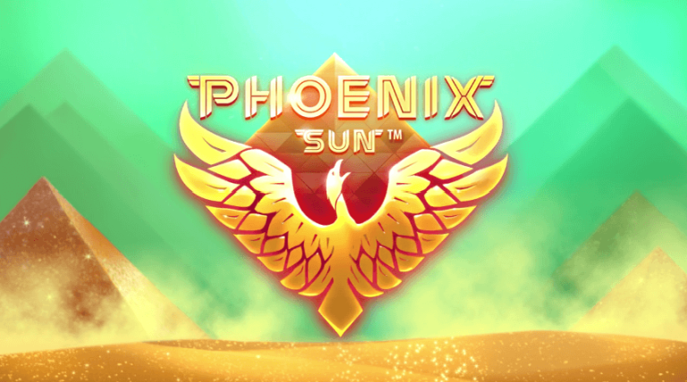 New Slot: Phoenix Sun (Quickspin)