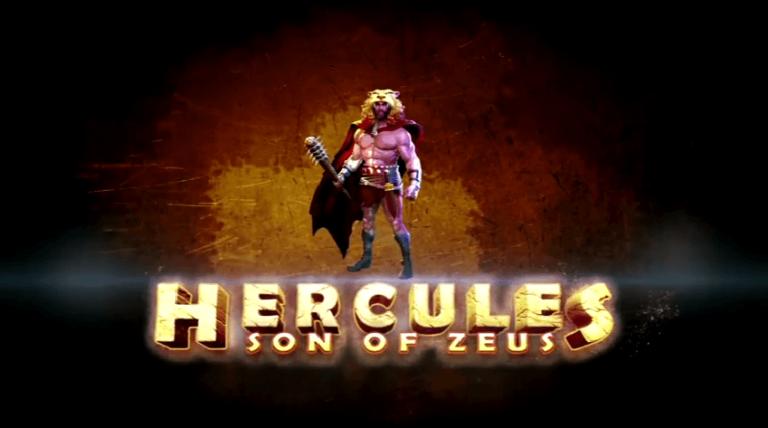 Hercules Son of Zeus Slot