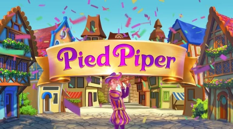 New Slot Review Pied Piper