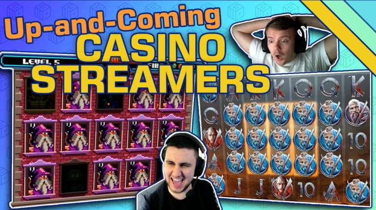 Up and Coming Casino Streamers pt. II