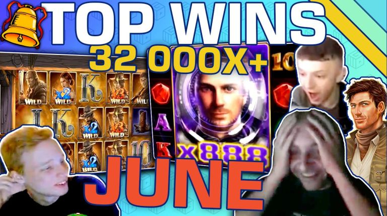 Top 10 Wins - June 2019