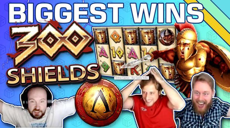 Top 7 300 Shields Wins