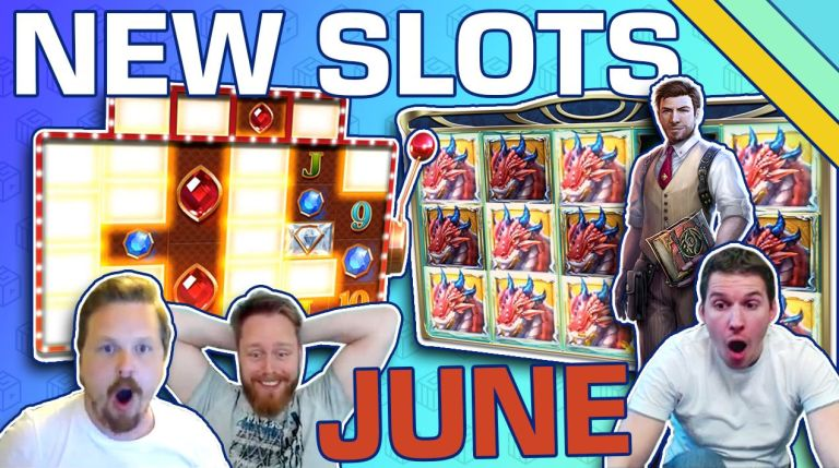 Top New Slots To Try out from June